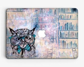 Owl Macbook Case 12 Macbook Air Hard Case Macbook Air 11 13 Case Macbook Pro Hard Case Macbook Pro Retina 13 15 Case Laptop Cover ACM_042
