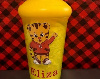 Daniel the Tiger Sippy cup