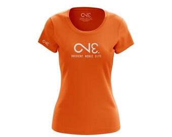 O.N.E. Women's Orange Tee