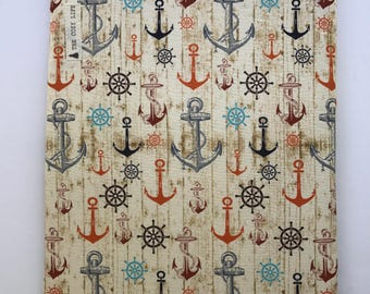Redwood Cozy - Anchors Aweigh