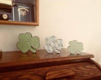"""St.Patrick's Day """"Shamrocks"""""""