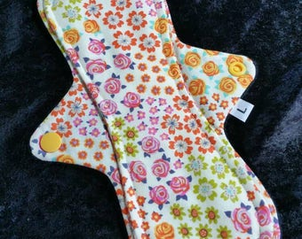 """9"""" liner, cloth liners, reusable panty liner, reusable cloth liner, mama cloth pads"""