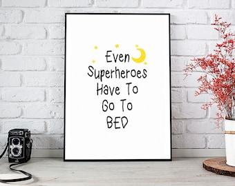 Superhero, Nursery Decor,Nursery,Trending,Art Prints,Instant Download,Printable Art,Wall Art,Digital Prints,Best Selling Items