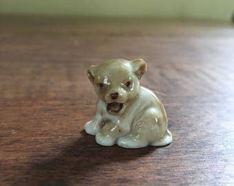 Wade Whimsies Lion Cub