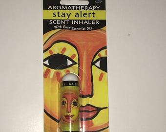 Stay Alert inhaler