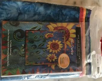 Sun Dance Quilt Kit