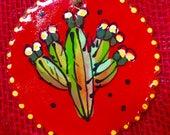 Handmade Saguaro Cactus O...