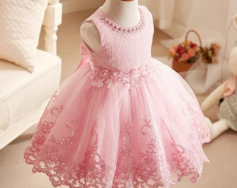 Toddle/Baby Girls Tutu Birthday Princess Party Dress  ,wedding elegant dress, Photo shoots
