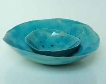 Ceramic bowls Speckles