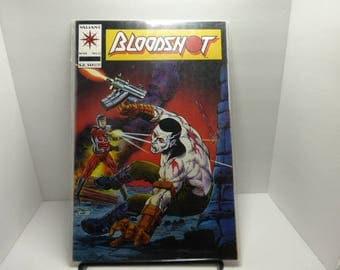 Bloodshot #2, 1993, Mint Condition, Original Packaging, Vintage, Valiant Comics, Collectors Item