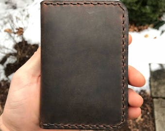 The Lincoln (in Blackjack leather)