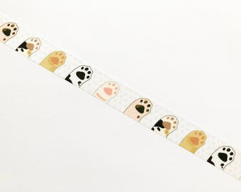 Cat paws washi tape