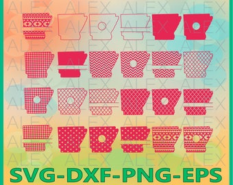 70% OFF, Arkansas State SVG, Arkansas SVG files for Cricut, Arkansas Svg Files, Dxf, Png, Eps File, Clipart Digital Download Vector Files