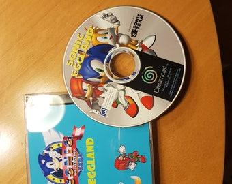 Sega Dreamcast: Sonic Eggland