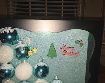Boîte d'ombre thème Noël