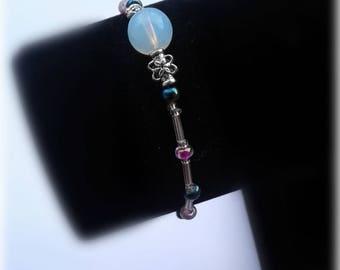 Fortune Teller Themed Beaded Bracelet
