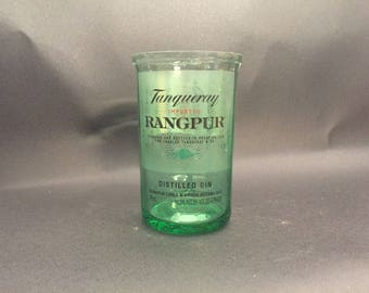 Tanqueray Rangour BOTTLE Soy Candle.  750ML. Made to Order !!!!!