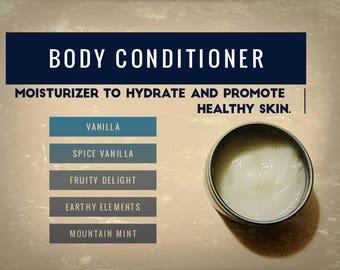 Body Conditioner - Moisturizer - Lotion 1.0oz