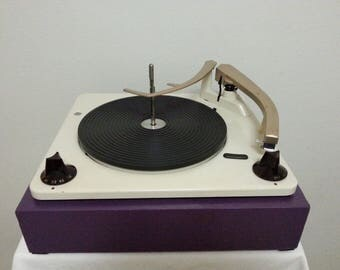 Vintage Voice of Music Fully Automatic Turntable/Working Condition