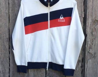 Rare le coq sportif  Spell Out Big logo Sweatshirt