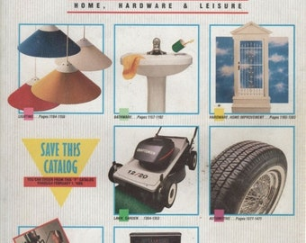 """Sears Wish Book for the 1980 Holiday Season """"N"""" with Index"""