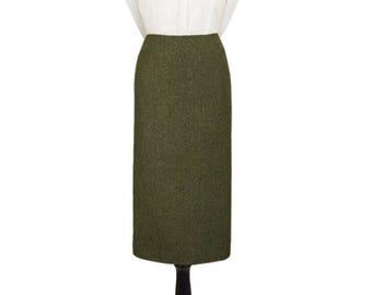 """31"""" Skirt in Helmsdale Tweed"""