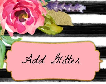 Add Glitter (Bridal Package Only)