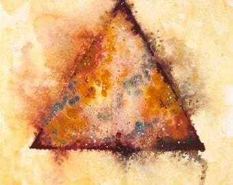 Abstract Watercolor Painting | Art Prints | Prints | Art | Home Decor | Wall Decor | Wall Art | Wall Hanging | Watercolor | Painting | Gifts