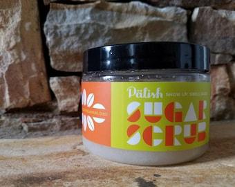Pälish Gilded Mint Sugar Scrub - 12 oz.