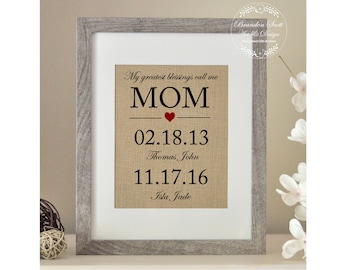 Mother of the Bride Gift, Birthday Gifts for Mom, Gift from Daughter, Mother Daughter Gift, Nana Gift, Mom Birthday Gift, Gift for Her