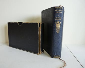 Pickwick Papers Illustrated Hardback book