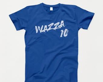 Wayne Rooney WAZZA T-Shirt Graffiti Tee