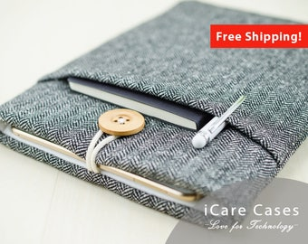MacBook Air Case MacBook Air 11 Inch Case MacBook Air Protective Cover 13 MacBook Case Laptop Case MacBook Pro 15 Retina Herringbone Wool