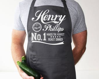Personalised Apron - Makes The Perfect Apron - baking gift - kitchen gift - cooking gift - gift for her - gift for him - Gift for new home
