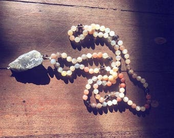 Moonbeams Mala