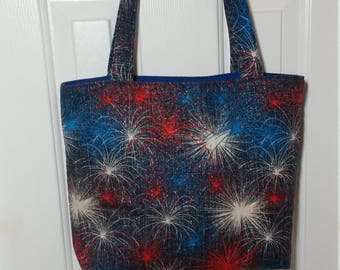 Patriotic tote/purse