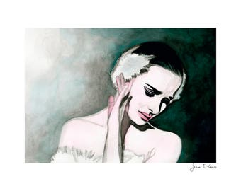 "Print ""Black Swan"""