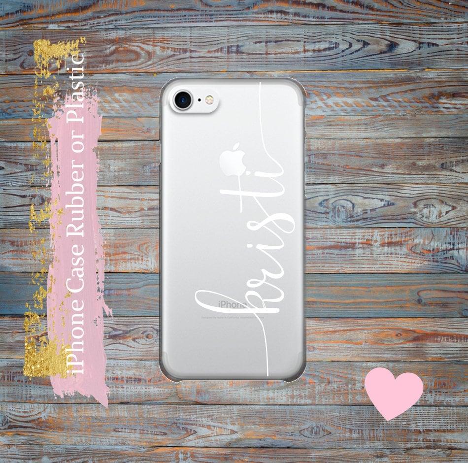 Iphone 7 Case Custom Iphone 7 Plus Case Custom Name Iphone 6 Case