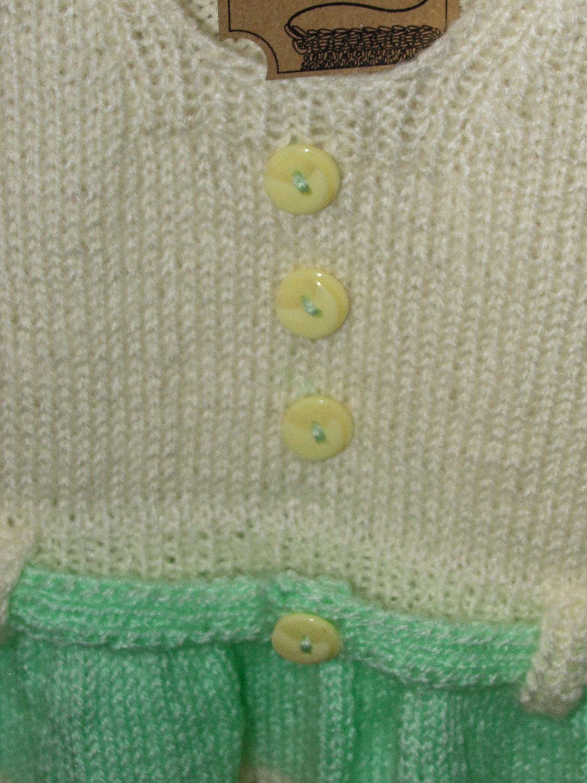 Dress Hand knitted baby Dress Children s fashion Modern baby dress