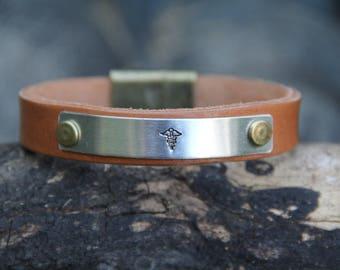 Medical Symbol Bracelet
