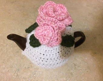Rose Teapot Cozy