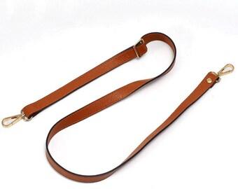 Strap you Real leather Purse Strap Replacement Strap bag handbag strap Shoulder bag Strap black leather strap