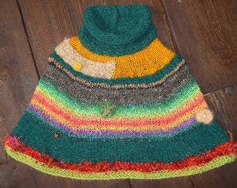 (9) shoulders warmer wool mixed