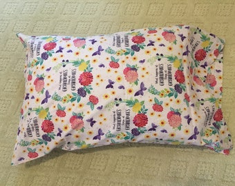What Happens At Grandma's Standard Pillow Case