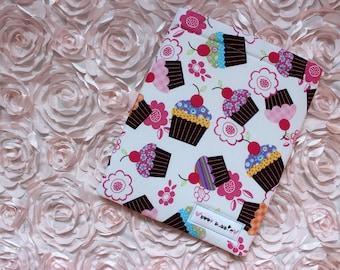 Cupcakes Book Sleeve