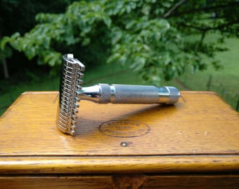Grand Shave King Vintage Safety Razor