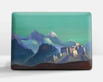 "Laptop skin (Custom size). Nicholas Roerich, ""Morning Star"". Laptop cover, HP, Lenovo, Dell, Sony, Asus, Samsung etc."