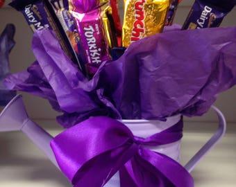 Cadbury Watering Can Planter