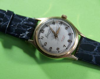 Vintage years 70 - LACORDA watch, man-mechanical with manual winding
