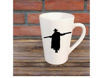 Jeepers Creepers Horror Mug Coffee Cup Gift Home Decor Halloween Gift for Her Him Any Color Personalized Custom